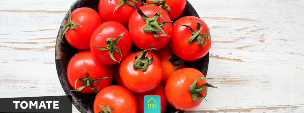 alimentação saudável tomates