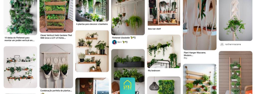 jardim vertical em apartamentos